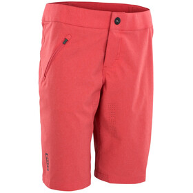 ION Traze Bike Shorts Women pink isback